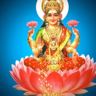 Laxmi Mata Desktop Wallpaper