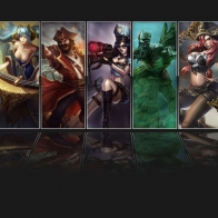 League Legends Wallpaper