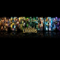 League Of Legends Characters Wallpaper