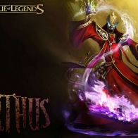League Of Legends Karthus Wallpaper