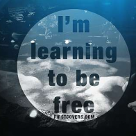 Learning To Be Free Cover