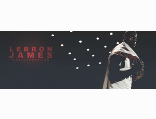 Lebron James Cover