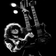 Led Zeppelin Jimmy Page