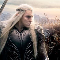 Lee Pace As Thranduil In Hobbit 3