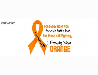 Leukemia Awareness Cover