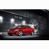Lexus Isc 250c Red Wallpaper
