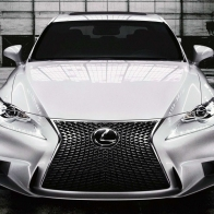Lexus Isf Sport Hd Wallpapers