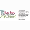 Lies About High School Cover