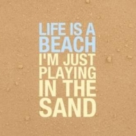 Life Is A Beach Cover
