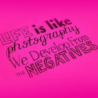 Life Is Like Photography Cover