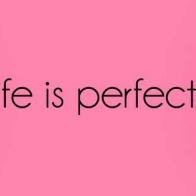 Life Is Perfect Cover