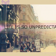 Life Is Unpredictable Cover