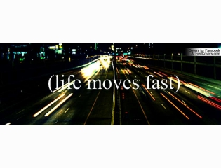 Life Moves Fast Cover