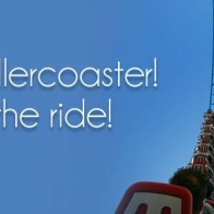 Lifes A Rollercoaster Cover