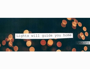 Lights Will Guide You Cover