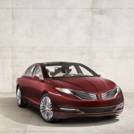 Lincoln Mkz Concept 2012 Hd Wallpapers