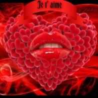 Lips Hd Wallpaper 34