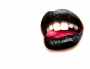 Lips Hd Wallpaper 3