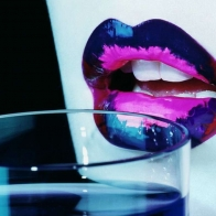 Lips Hd Wallpaper 4