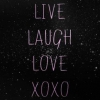 Download live laugh love xoxo cover, live laugh love xoxo cover  Wallpaper download for Desktop, PC, Laptop. live laugh love xoxo cover HD Wallpapers, High Definition Quality Wallpapers of live laugh love xoxo cover.