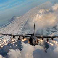 Lockheed Ac 130 Wallpaper