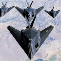 Lockheed F 117 Nighthawk Wallpaper