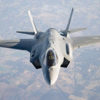 Lockheed Martin F 35f Lightning Ii Wallpaper