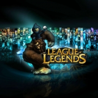 Lol Game Wallpaper