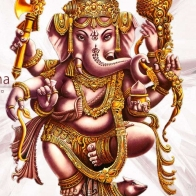 Lord Ganesh Wallpaper For Pc And Desktop