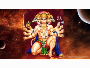Lord Hanuman Hd Destop Backgrounds