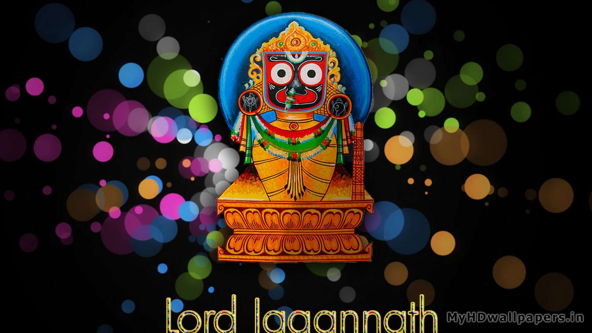 View Of Lord Jagannath : Hd Wallpapers