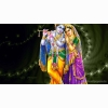 Lord Krishna And Radha Desktop Wallpapers