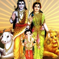 Lord Shiva Family Wallpapers High Resolution