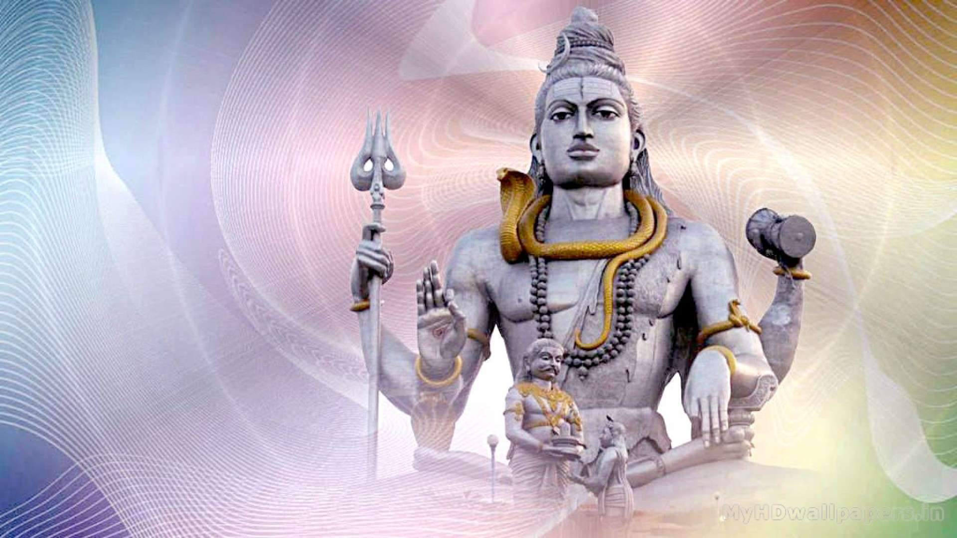 View Of Lord Shiva Hd Wallpaper Widescreen : Hd Wallpapers