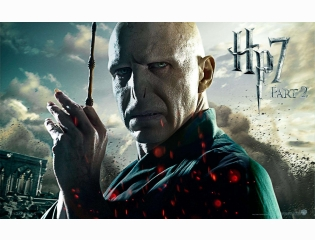 Lord Voldemort In Deathly Hallows Part 2 Wallpapers