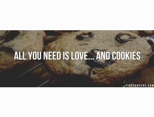 Love And Cookies Cover