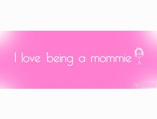 Love Being A Mom Cover