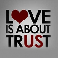 Love Is About Trust Cover