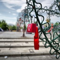 Love Locks Wallpaper