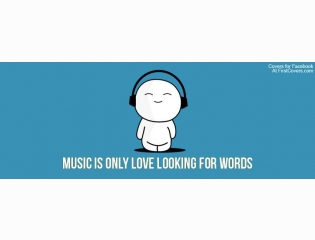 Love Looking For Words Cover