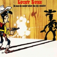 Lucky Luke Talicni Tom Wallpaper