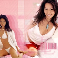Lucy Liu Wallpaper