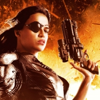 Machete Kills Michelle Rodriguez Hd Wallpapers
