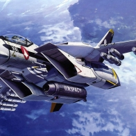 Macross Fighter Wallpapers