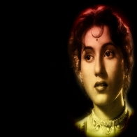Madhubala By Arunava Wallpaper