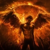 Download man angel fire wing hand, man angel fire wing hand  Wallpaper download for Desktop, PC, Laptop. man angel fire wing hand HD Wallpapers, High Definition Quality Wallpapers of man angel fire wing hand.