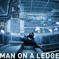 Man On A Ledge Wallpaper