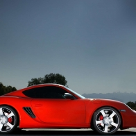 Mansory Porsche Cayman Boxster 2 Hd Wallpapers