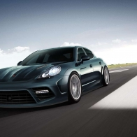 Mansory Porsche Panamera 2 Hd Wallpapers