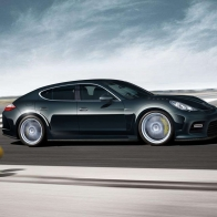 Mansory Porsche Panamera 4 Hd Wallpapers